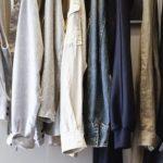 支出に重くのしかかるファッション代、かなり減りつつあります。