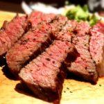 現在週一でがっつり肉を食らってます